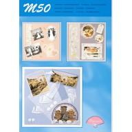 M 50 scrapbook ideeën