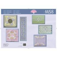 M 58 tinta pastel