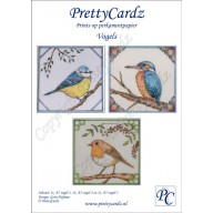PrettyCardz set Birds