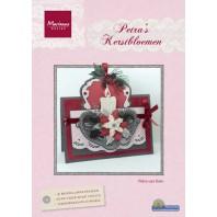 Marianne D Leaflet Petra's Kerstbloemen BR1406