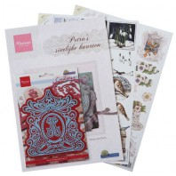 Marianne D Assortiment set Elegant cards 1 PA4042 (05-17)