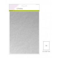 Zilver karton, 10 vel A4