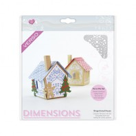 Tonic Studios Die - Gingerbread house die set 747E (10-16)