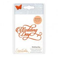 Tonic Studios Die miniature moments - wedding day 1418E