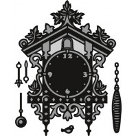 Marianne D Craftable Cuckoo clock CR1388 11,0x16,5cm (11-16)