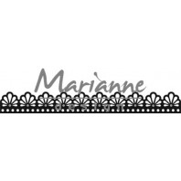Marianne D Craftable touw rand CR1415 8,0x20,5cm (07-17)