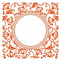 Marianne Embossing Folder Circle DF3425