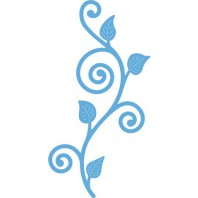 Marianne Creatable Swirls and Leaves LR0414