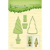 LeCrea - Lea'bilitie P.Patch die tree snij en embossing mal 45.2335 (08-16)