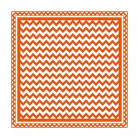 Tonic Studios 8x8 Embossing folder - Modern chevron 1440E (09-16)