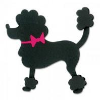 Sizzix Originals Die - Poodle 659509 Jen Long (06-16)