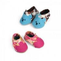 Sizzix Bigz Plus Die - Baby shoe 3-6months 660925 (06-16)