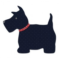 Sizzix Bigz L Die - Scottie Dog 661279 E.L. Smith (05-16)