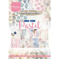 Marianne D Paper pad Tiny's Mixed Media - Pastels PK9141 (09-16)