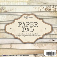 Studio Light Paper pad 36 vel 12 designs nr 37 PPSL37 15x15cm (10-16)
