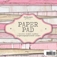 Studio Light Paper pad 36 vel 12 designs nr 40 PPSL40 15x15cm (10-16)