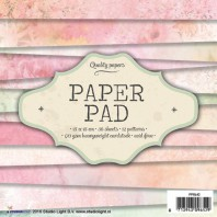 Studio Light Paper pad 36 vel 12 designs nr 42 PPSL42 15x15cm (10-16)