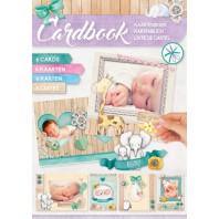 Studio Light Card Book A4 Baby 02 CARDBOOKSL02 (07-16)