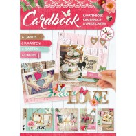 Studio Light Card Book A4 Love 03 CARDBOOKSL03 (07-16)
