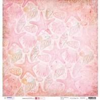 Studio Light Scrappapier 10vel 30,5x30,5 Romantic Summer 01 SCRAPRS01 (07-16)