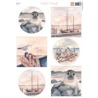 Marianne D 3D Knipvellen Mattie's mooiste haven MB0166 A4 (06-17)