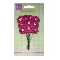 Marianne D Decoration Daisies - medium pink  RB2253 (New 03-16)