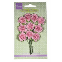 Marianne D Decoration Carnations - light pink  RB2257 (New 03-16)