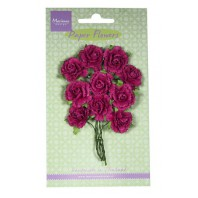 Marianne D Decoration Carnations - medium pink  RB2259 (New 03-16)