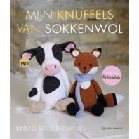 Forte Boek Mijn knuffels van sokkenwol (NL) Kristel Droog-Dekkers (09-16)
