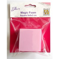 Nellies Choice Mixed Media Magic Foam square shape NMMF004 5cmx5cm, thick 3cm