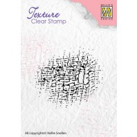 Nellie's Choice Clearstamp - Texture Vintage TXCS004