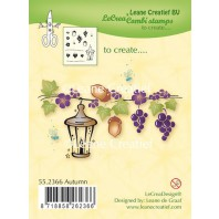 LeCrea - Clear stamp Autumn 55.2366 (08-16)