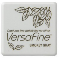 Versafine inktkussen Smokey grey VF-SML-083