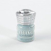 Nuvo Embossing poeder - serenity blue 606N