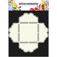 Dutch Doobadoo Dutch Envelop Art Scallop 3  A4 470.713.020