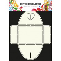 Dutch Doobadoo Dutch Envelop Art hart A4 470.713.032 (11-16)