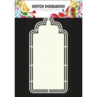 Dutch Doobadoo Dutch Shape Art frames label XL A4 470.713.138 (09-16)
