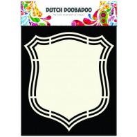 Dutch Doobadoo Dutch Shape Art frames schild 2 A5 470.713.140 (11-16)