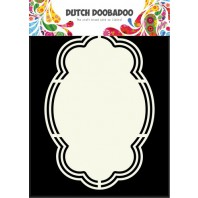 Dutch Doobadoo Dutch Shape Art Cloud A5 470.713.147 (07-17)