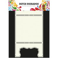Dutch Doobadoo Dutch Card Art Stencil Window  A4 470.713.307