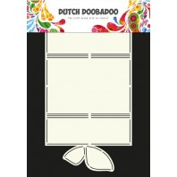Dutch Doobadoo Dutch Card Art Stencil 3-luik vlinder  A4 470.713.598