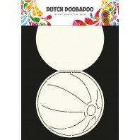 Dutch Doobadoo Dutch Card Art Stencil strandbal  A4 470.713.600