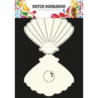 Dutch Doobadoo Dutch Card Art Conch A5 470.713.635 (07-17)