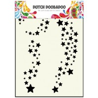 Dutch Doobadoo Dutch Mask Art sterren A6 470.715.400 (08-16)