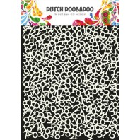 Dutch Doobadoo Dutch Mask Art stencil nummers achtergrond 3 A4 470.715.808 (12-16)