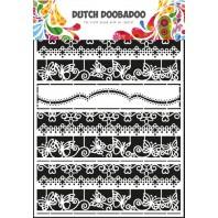 Dutch Doobadoo Dutch Paper Art randen 2 - A5 472.948.041 (11-16)