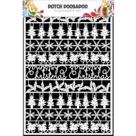 Dutch Doobadoo Dutch Paper Art kerst - A5 472.948.043 (10-16)