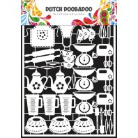 Dutch Doobadoo Dutch Paper Art bakken - A5 472.948.045 (12-16)