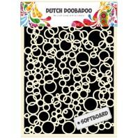 Dutch Doobadoo Dutch Softboard Art Bubbles - A5 478.007.015 (07-17)