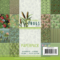 Paperpack - Amy Design - Friendly Frogs 10037